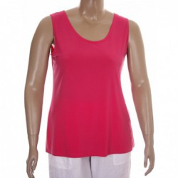Magna Fashion korte Top rose